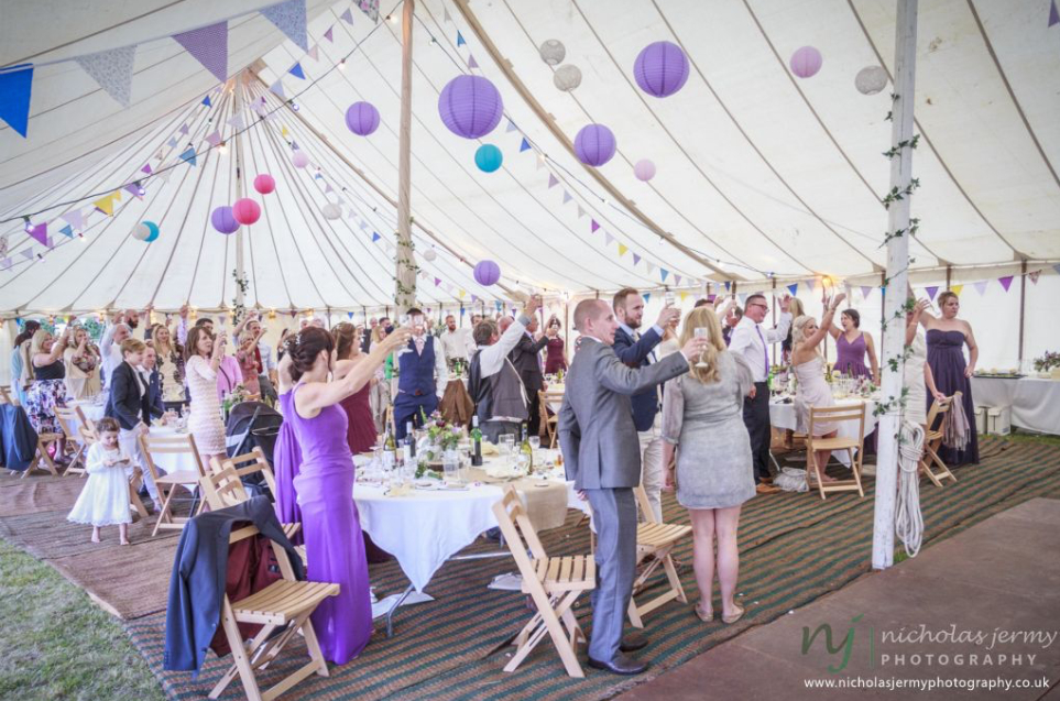 Ollie Platt Events was delighted to provide our full wedding event planning series and wedding mobile bar for Nina and Gavin Tills's wedding