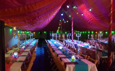 Moroccan theme party for one of our clients. Great night! Mobile bar, marquee and all the extras such as tables and lighting provided.
